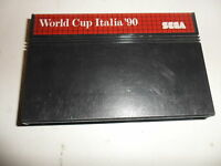 Sega Master System  World Cup Italia 90
