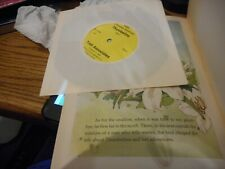 Thumbelina 33 rpm Book & Record (Troll Associates)
