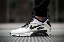 Nike Air Max Mid Winter Print - Night Silver Black White - Mens UK 8.5 EU43- New