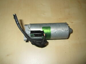 BMW SEAT HEIGHT ADJUSTMENT MOTOR P1 04694 01, BOSCH 0130002666