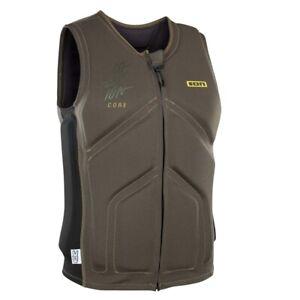 ION Wakeboard Prallschutzweste Collision Vest Core SZ dark olive/black 2020