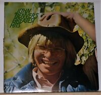 John Denver ‎- Greatest Hits - Original 1973 LP Record Album - Vinyl Excellent