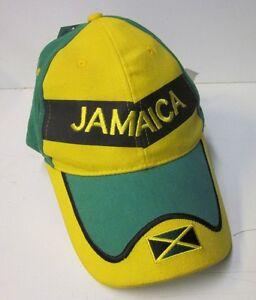 Jamaica Base Ball Cap...LMS Jamaica Ltd.