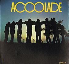 """BOSSA COMBO """"ACCOLADE"""" LP 1978 MINI RECORDS 1069"""