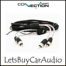 Audison Connection BT2-550 - 5.5 m RCA AMPLIFICATORE AUTO phono lead