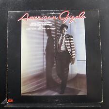 Giorgio Moroder - American Gigolo (Original Soundtrack LP VG PD-1-6259 Vinyl