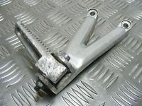 Yamaha YZF R6 5EB 2002 Right Rear Pillion Hanger & Footrest (scuffed) 461