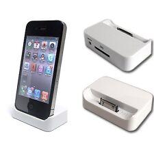 dockingstadion STATION DE CHARGEMENT Accessoire Pour Apple iPhone 4 4S