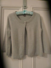 NEW cardigan 100% cashmere beautiful soft luxury knit, tiny mend see photo