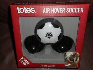 NIB  Tote's Air Hover Soccer Tabletop Game NEW L@@K!!