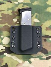 Black Kydex SIG P220 Single Stack Single Magazine Carrier