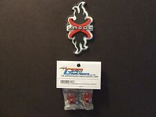 *Xmods Gpm Aluminum Front Gear Boxes For Gen 1 Xm012 Red New *