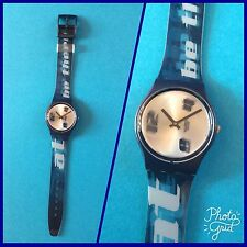 "Swatch ""Be There At"" Special Collector 2006. nuovo, mai indossato"