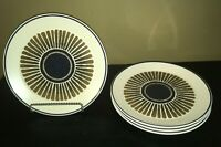 "(4) Lenox Temper-Ware PERCUSSION 10 1/4"" Dinner Plates **"