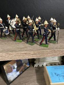 Vintage Britain's Band Of The Royal Marines Set 1291