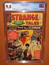 Strange Tales #120 CGC 9.0 WHITE pages!! A CGC TOP 30 Copy! 12 HD pix INSURED