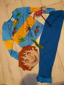 Horrid Henry Dress Up Costume Age 5-6l,