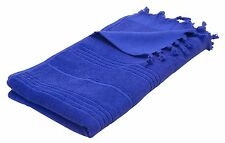 Swan Comfort Peshtemal Large Turkish Towel Beach CoverUp Cotton Bath Spa
