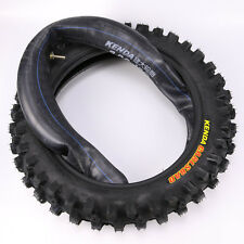 Kenda 3.00-12 80/100-12'' Knobby Tyre Tube For CRF50 XR50 XRF70F TTR Dirt Bike