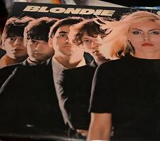 Blondie DEBORAH HARRY ORIG UK 1ST PRESS ST PRIVATE STOCK LABEL VINYL LP A1U/B1U