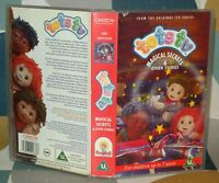 Tots TV, Magical Secrets & Other Stories- VHS Video Tape Vintage Classic,