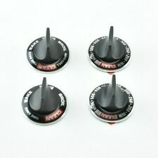 Genuine Vintage Ge Built-In Oven, Knobs Set of 4 # Wb03X0407 Wb03X0405 Wb03X0409