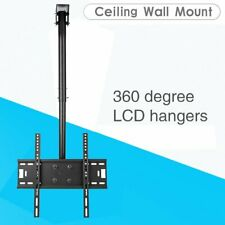 "Ceiling TV Mount Fits "" 32 40 42 46"" 48 50"" 55"" 65"" Inch For LCD LED Samsung LG"