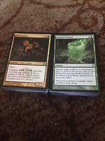250 Bulk magic the gathering uncommon cards Mtg job lot