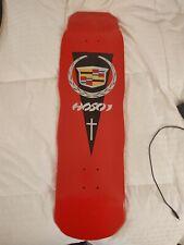 Hosoi Cadillac Skateboard Deck