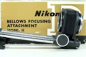Nikon Bellows II in Box!!!
