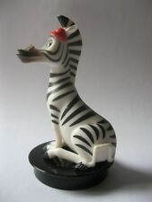 MARTY THE ZEBRA stamped Snapco 2012 PVC figure about 3 inchs tall MADAGASCAR 3