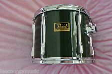 """ADD this PEARL 12"""" EXPORT SERIES GREEN RACK TOM to YOUR DRUM SET! LOT #T311"""