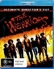 The Warriors (Ultimate Director's Cut) * Blu-ray Disc * NEW