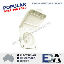 15 Amp Power Outlet for Caravan Motor home and RV 240V Socket Electrical 15A