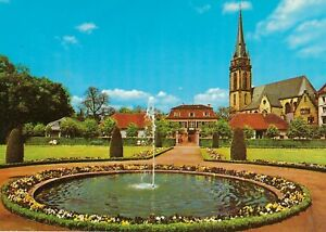 Images of Darmstadt, Germany 1980s  Mint