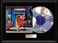 CYNDI LAUPER LP WHITE GOLD SILVER PLATINUM TONE RECORD RARE NON RIAA CINDY