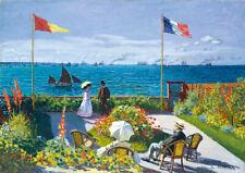 Puzzle Terrasse am Meer - Monet, 1000 Teile, Malerei, Impressionismus, Bluebird