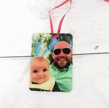 Personalised Photo Car Air Freshener Gift Christmas Stocking Filler Secret Santa