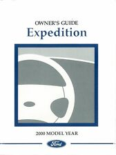 2000 Ford Expedition Owners Manual User Guide Reference Operator Book Fuses