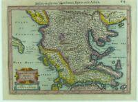 Grafik  Macedonia Epirus et Achaia  R57