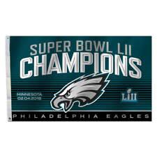 Philadelphia Eagles Super Bowl Champions Premium 3' x 5' Flag