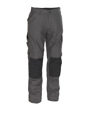 NEW mens Mascot Lerida Work Trousers. Anthracite 30.5/L. M15.