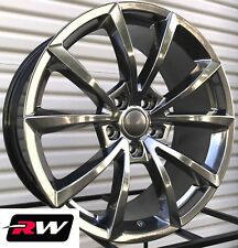 "20"" inch RW Wheels for Jeep Grand Cherokee 20x9"" Hyper Silver SRT Rims 5x127 +34"