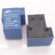 50pcs/lot SLA-09VDC-SL-A DIP-4 SONGLE Relay NEW