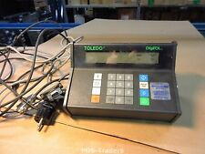 TOLEDO DIGITOL PORTABLE DIGITAL SCALE Serial RS232 interface - incl power cable