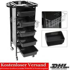 Friseurwagen Arbeitswagen Rollcontainer Rollregel Bedienungswagen Friseurboy HOT
