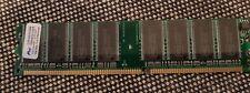 Pmi 512MB PMI MD44512PQP PC3200 400MHz 184-Pin DDR  desktop Ram memory