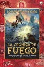La cronica de fuego: Los libros del comienzo (2) (Vintage Espanol) (Spanish Edit