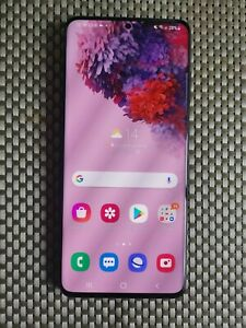 Smartphone Samsung Galaxy S20+ SM-G985F - 128 Go - Noir - Double SIM - Débloqué