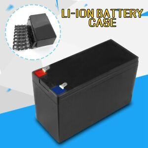 12V 3S 7P Lithium Battery Case + Holder for DIY Power Wall Battery Case Pack